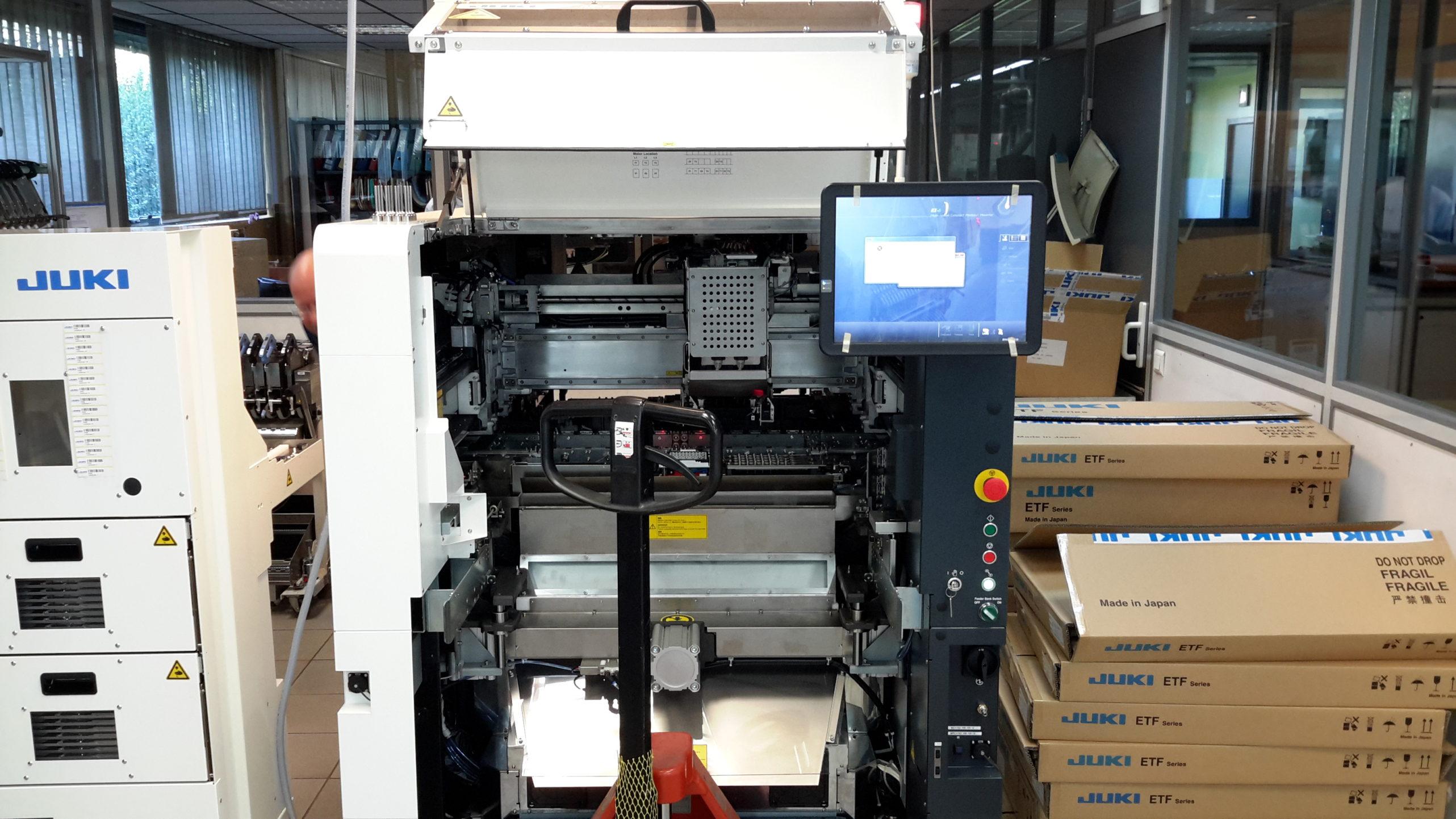 JUKI machine SMT