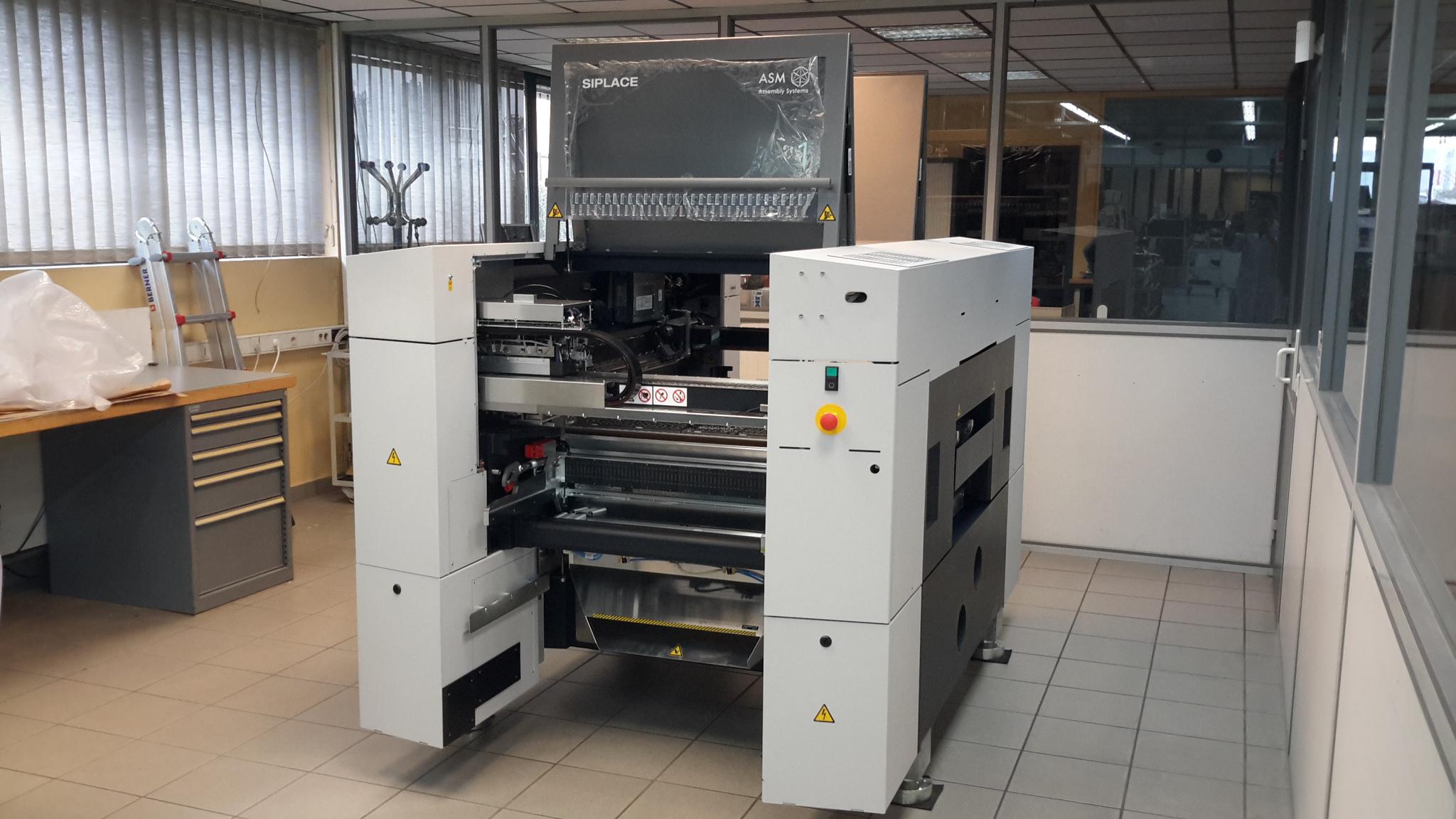 ASM machine SMT