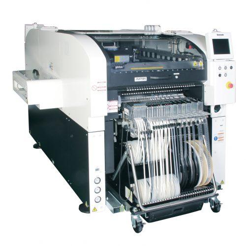 Panasonics machine SMT